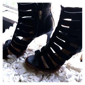 Dolce Vita open toed heels
